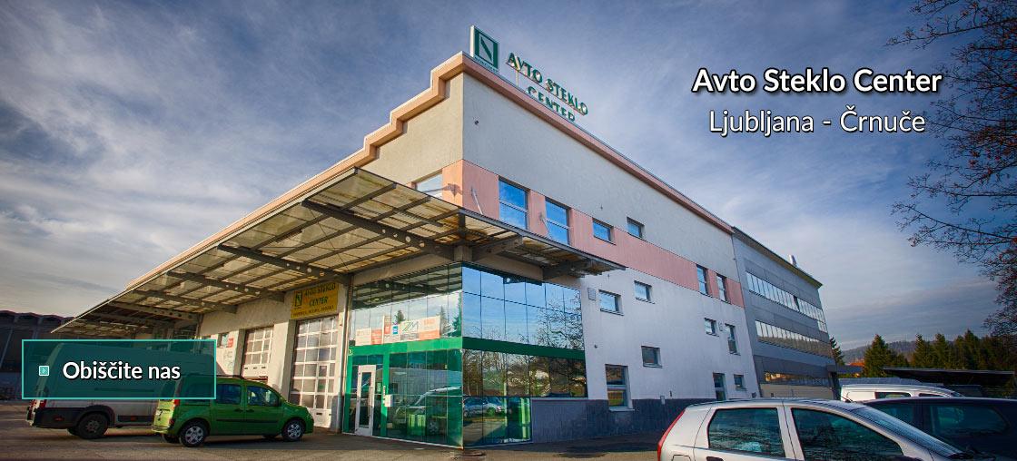 Novomat Avto Steklo Center Ljubljana